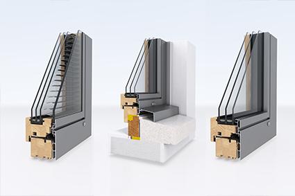 Keil - Rahmen Unilux